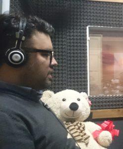 Arturo y el oso