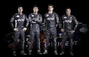 Equipo Peugeot-Yannantuoni, Chapur, Fineschi y Werner