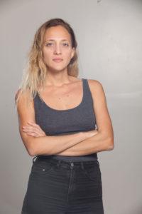 Anzu Muraca, directora de contenidos digitales de Carlos y Dario
