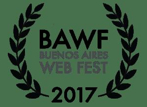 Logo BAWF 2017 con laureles