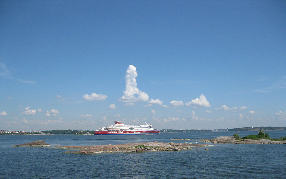 Ciel d'Helsinki