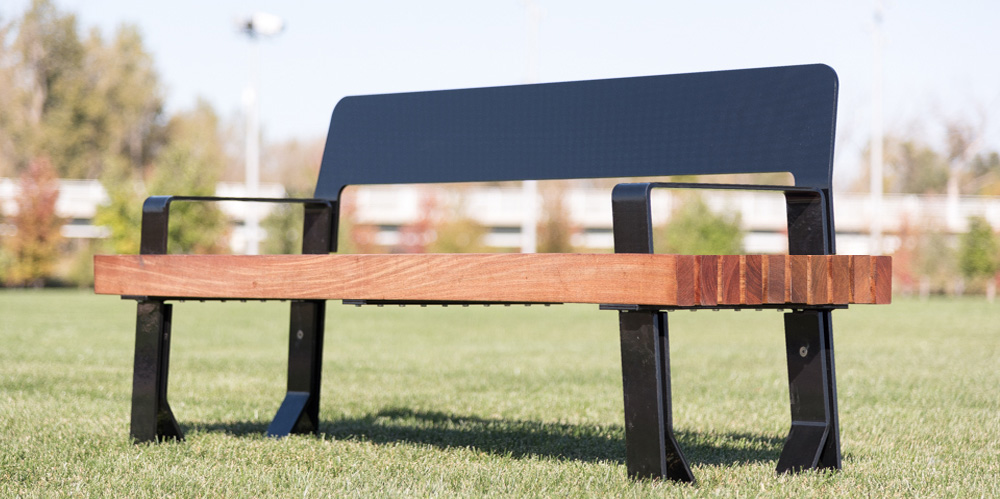 commercial site furnishings