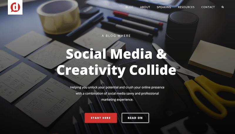 Dustin Stout Website