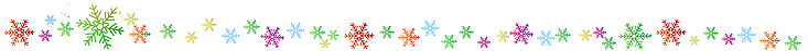 snowflake-separator