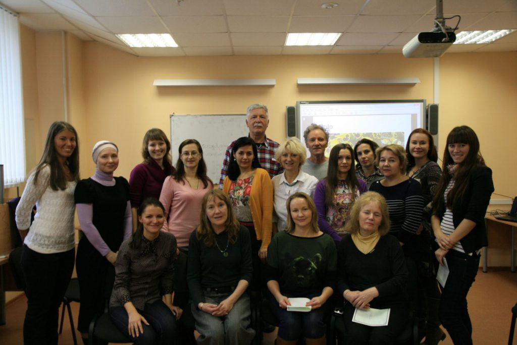 Teachers at the Izhevsk State Technical University