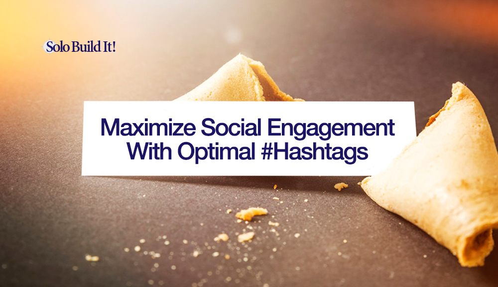 Maximize Social Engagement With Optimal Hashtags
