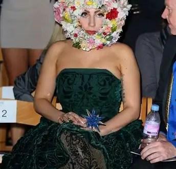 Las causas del aumento de peso de Lady Gaga