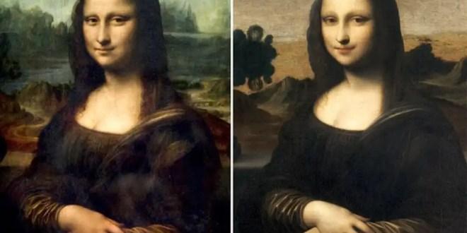 Conoce la versión rejuvenecida de la Mona Lisa