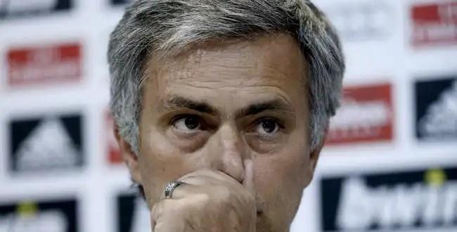 Mourinho desinteresado sobre la tristeza de CR7