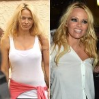 Fotos de Pamela Anderson a cara lavada - Conejita Playboy sin maquillaje