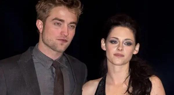 Reconciliación secreta de Kristen Stewart y Robert Pattinson