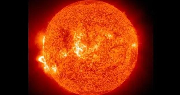 Una supertormenta solar que podría extinguir a la Tierra