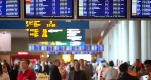 Estrategias para evitar hacer largas filas en el aeropuerto