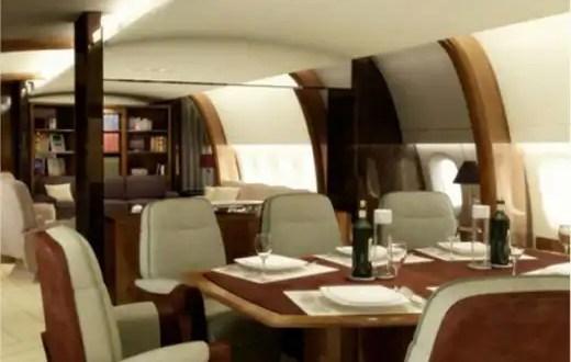 Video: El lujoso avión que usará Enrique Peña Nieto