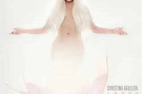 Foto: Christina Aguilera al natural en nuevo disco