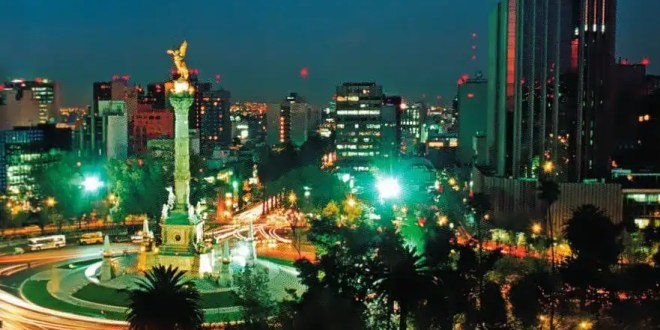 Por qué el DF es la mejor ciudad de México