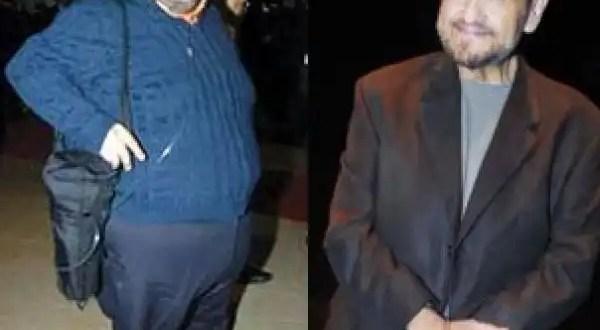 Foto: El increíble cambio de Edgar Vivar 'El Señor Barriga'
