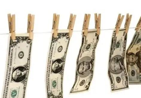 ¿Se puede erradicar el lavado de dinero?