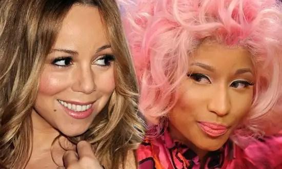 Video: Nicki Minaj y Mariah Carey pelean en 'American Idol'