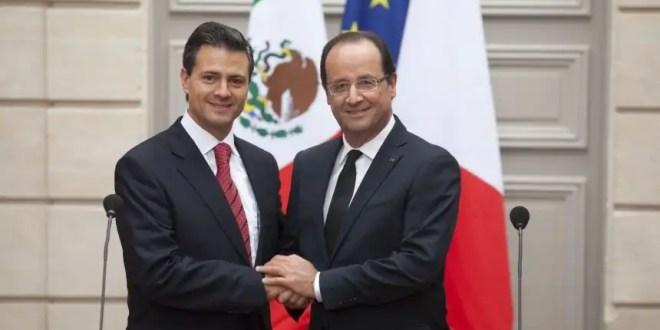 Qué dijo Francois Hollande sobre el caso Florence Cassez