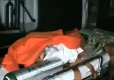 Video: Mujer incendia a su bebé y luego intenta matarse