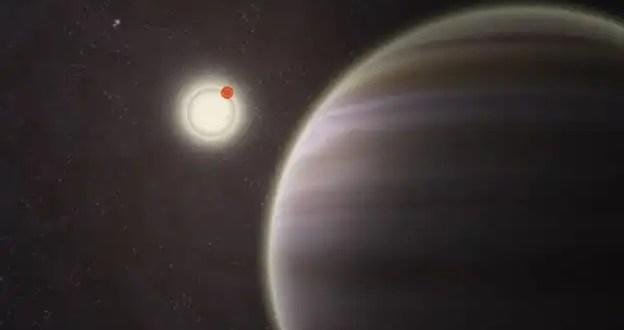Descubren el primer planeta con cuatro soles