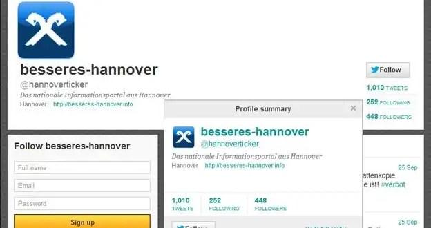 Twitter censura por primera vez una cuenta