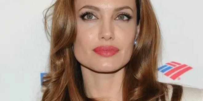 Angelina Jolie pesa tan solo 40 kilos!