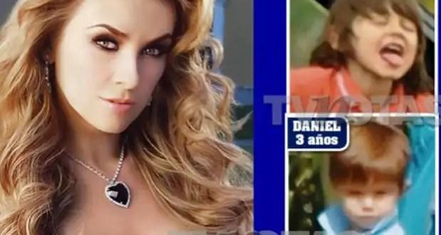 ¿Aracely Arámbula es una madre irresponsable?