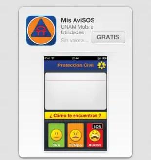La app que permite comunicarte durante un sismo