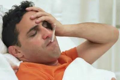 ¿Cuando estamos enfermos debemos quedarnos en la cama?