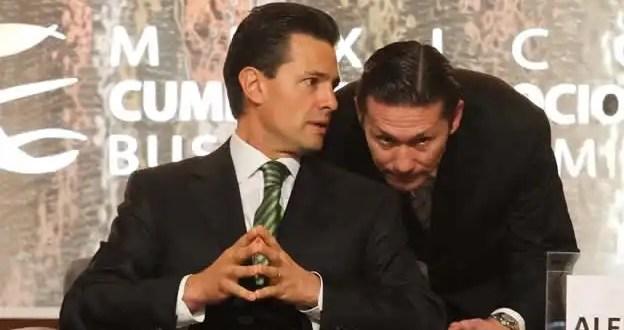 El cambio en la lista de prioridades de Enrique Peña Nieto