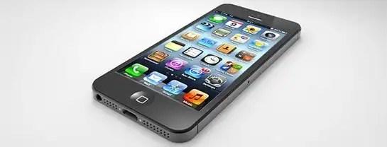 Cómo es el iPhones 5S de Apple
