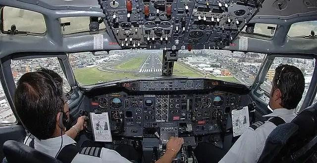Pilotos europeos duermen en pleno vuelo