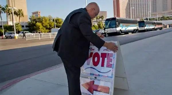 ¿Por qué EEUU vota el primer martes de noviembre?