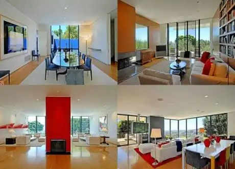 Fotos: La nueva casa de Jennifer Aniston y Justin Theroux