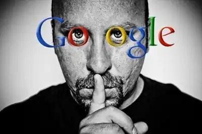 Lista de sitios que Google censura