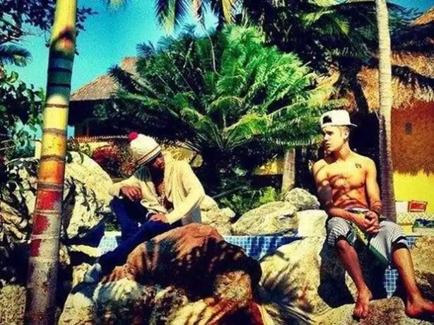 Fotos: Justin Bieber y Selena Gómez juntos en Puerto Vallarta