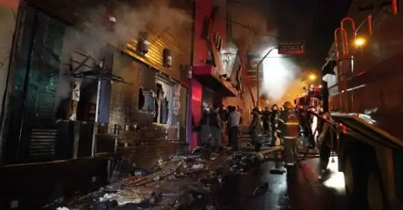 Video: Por qué inició el incendio en el bar Kiss de Brasil