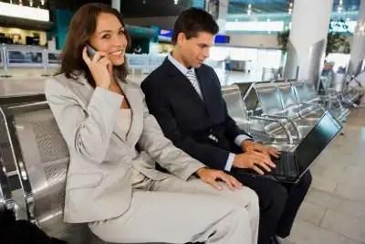 Cómo conectarse WiFi en los aeropuertos