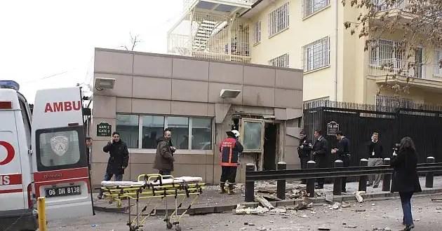 Video: Atentado contra embajada de EU en Turquía deja un muerto