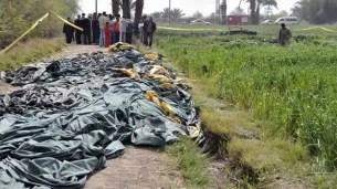 Egipto: explosión de globo aerostático deja 18 turistas muertos - Fotos