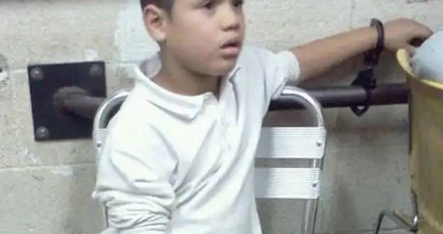 Un niño de siete años es detenido por robar a un compañero