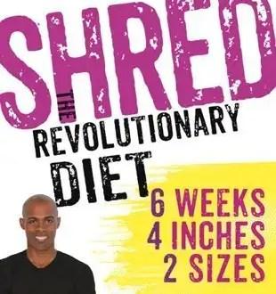 En qué consiste 'Shred: la dieta revolucionaria'