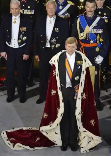 Guillermo Alejandro, el primer rey de Holanda - Fotos