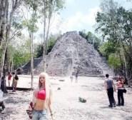 Fotos de la Barbie humana en México