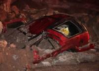 Deslave en la México-Querétaro deja siete muertos - Fotos