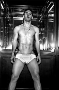 Fotos de Lionel Messi en ropa interior para Dolce&Gabbana