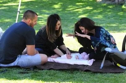 Fotos de Selena Gómez junto a su hermanita