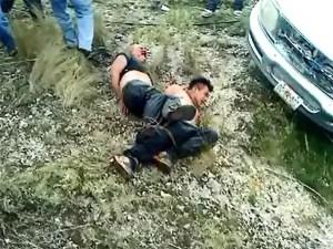 Vidos y fotos: matan a violador en Chiapas